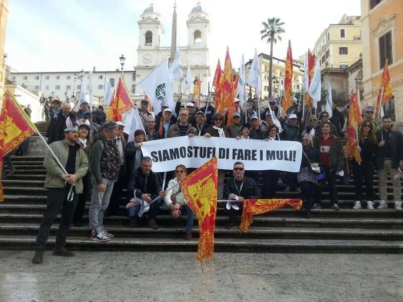 In 60.000 in piazza a Roma: anche Confesercenti Venezia con 200 imprese