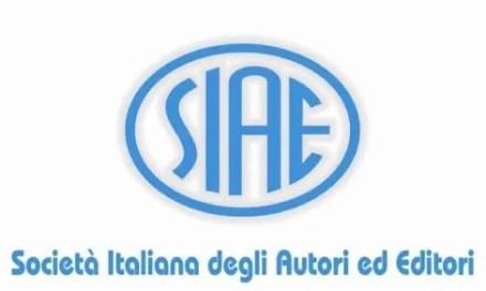 Diritti SIAE: proroga al 20 marzo