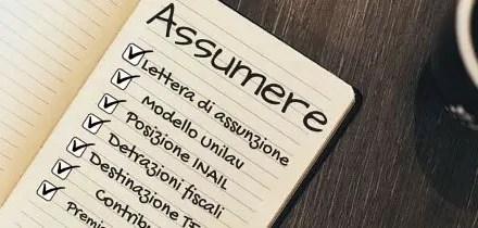 I 5 passi da seguire per assumere del personale