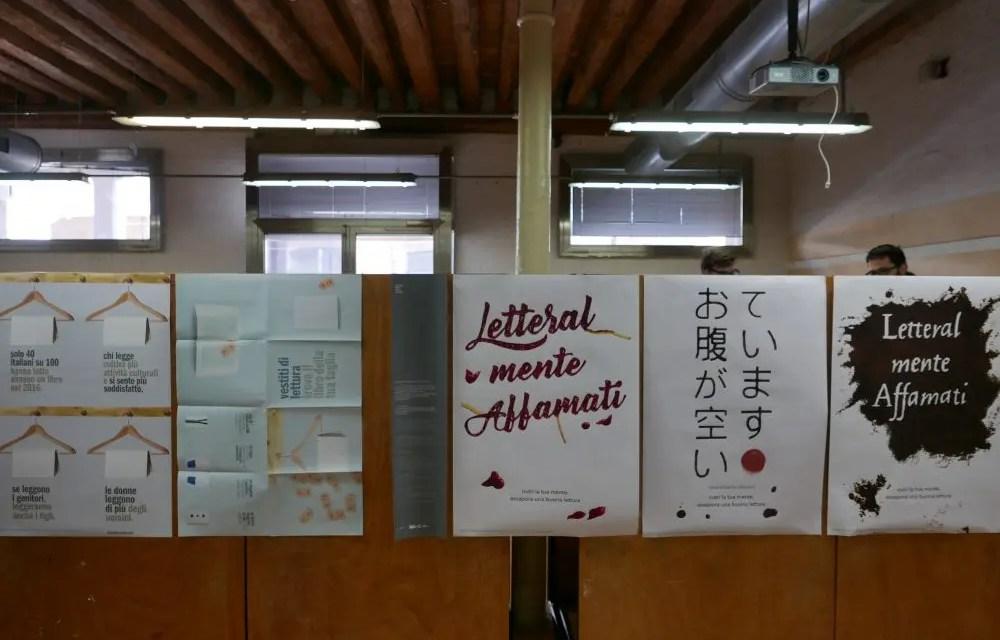 """""""Pensieri visivi per un ritorno alla lettura"""": mostra allo IUAV di Venezia"""