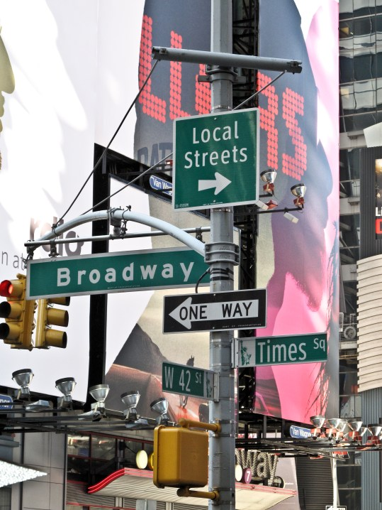 Famous Streets Meet!