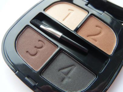 W7 Eyebrow palette