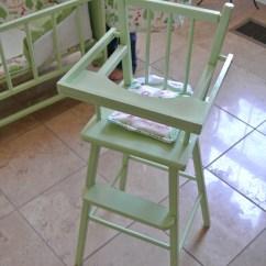 Baby Boy Doll High Chair Yume Massage Diy Confessions Of A Blonde Mom