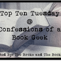 Top Ten Tuesday - Cover Trends I Love and Loathe