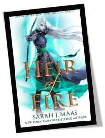 Check out my review of Heir of Fire - https://confessionsofabookgeek.com/2015/01/05/review-heir-of-fire/