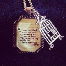 Jane Eyre Necklace