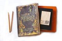 Sherlock Holmes Book Pouch