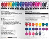Joico Color Chart - Joico color swatch book inspirationa ...