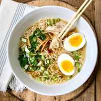 Instant Pot Ramen Noodles | Gluten Free Ramen Noodles