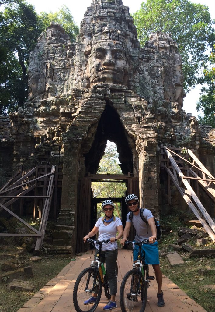 Bicycling Angkor Wat, Cambodia About Confessions of a Travaholic