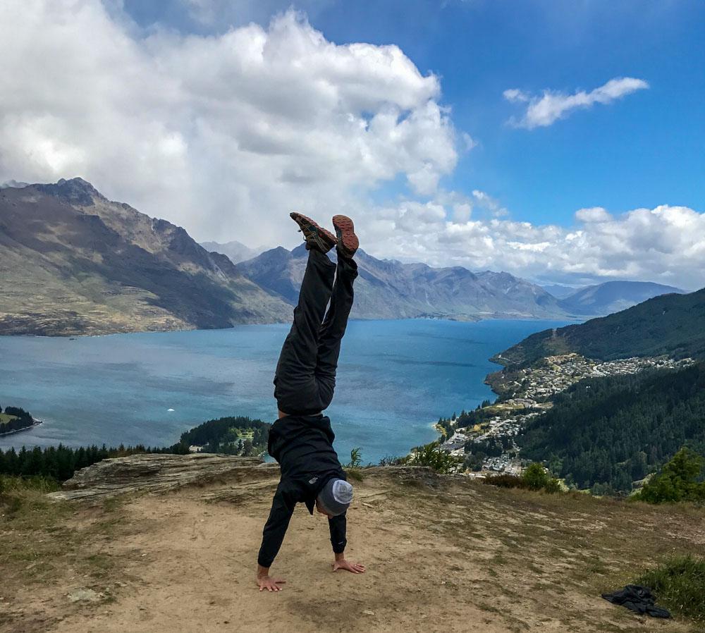 Queenstown Hill Highlights of New Zealand