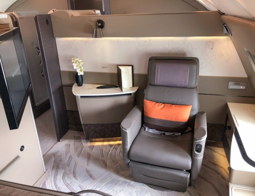Singapore Air Suite Confessions of a Travaholic