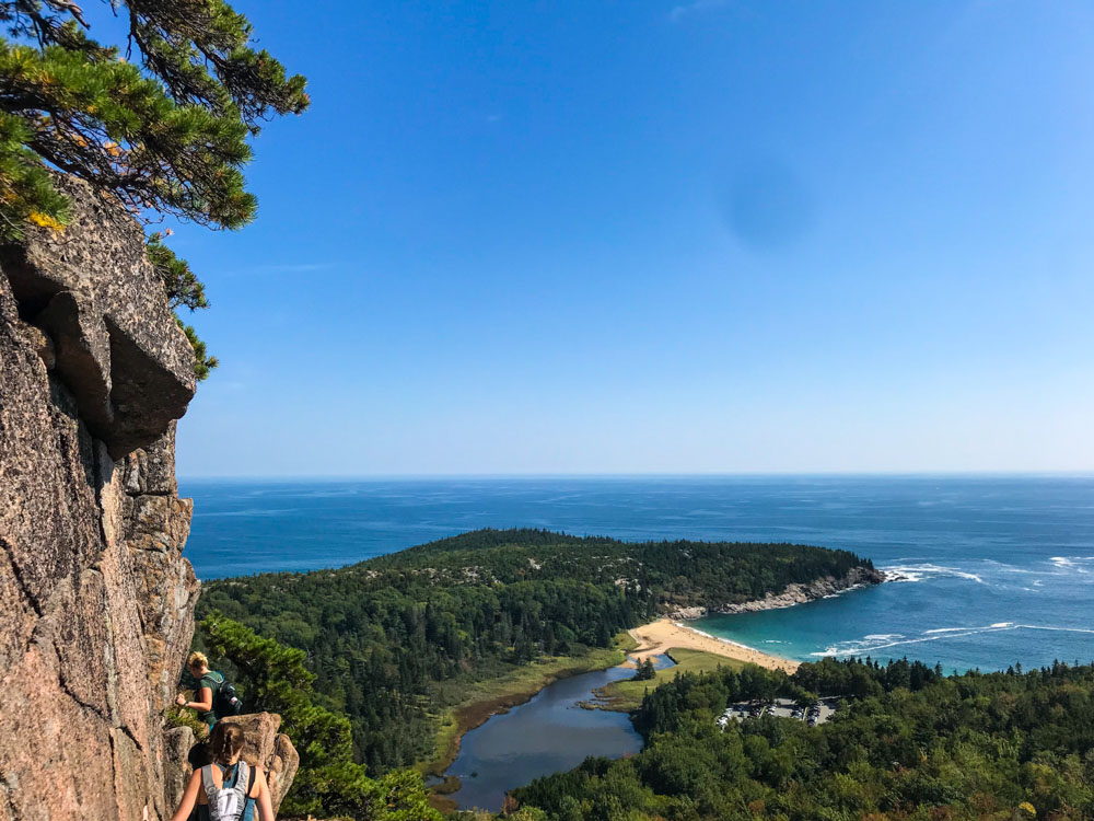 Acadia Hiking Around the World Confessions of a Travaholic