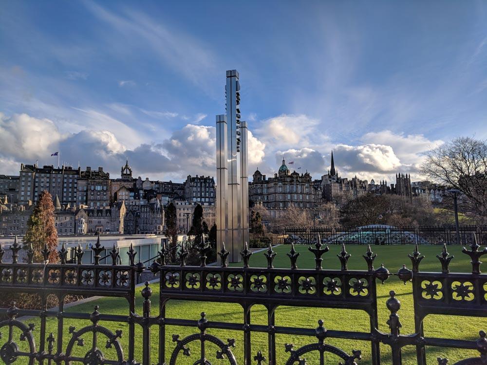 Highlights of Edinburgh New Town