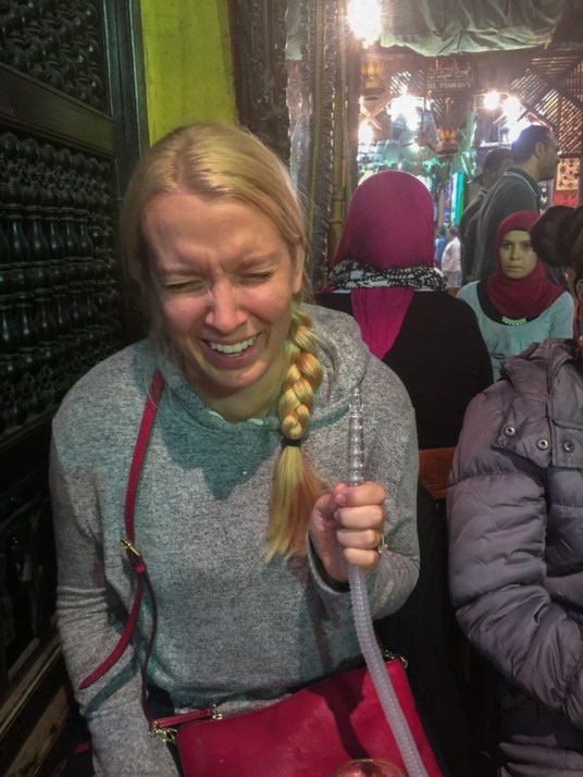 Dayover in Cairo Hookah Confessions of a Travaholic