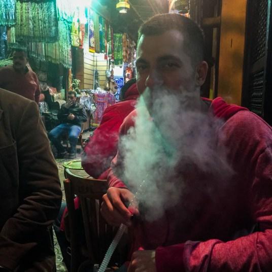 Dayover in Cairo Hookah