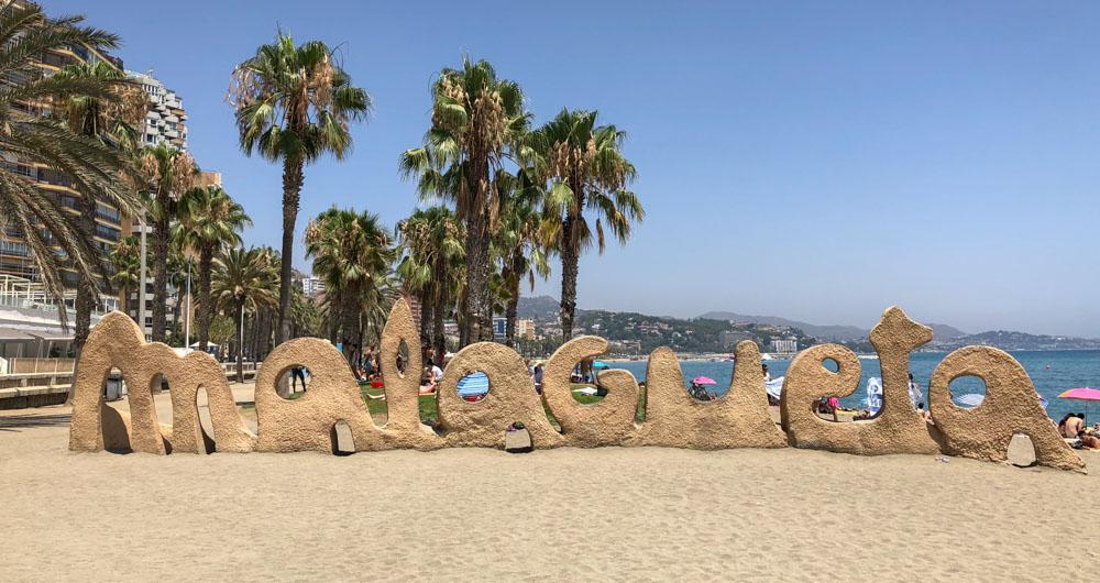 Malagueta Beach Andalusia, Spain Confessions of a Travaholic