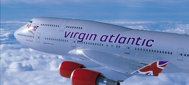 In 1997, following BA's decision to remove the union flag from its aircraft, Virgin introduced a Union flag design on its winglets and changed the red dress on their 'Scarlet Lady' to a union flag with the tag line 'Britain's Flag Carrier', a blatant challenge to BA's traditional role as the UK's flag carrier.