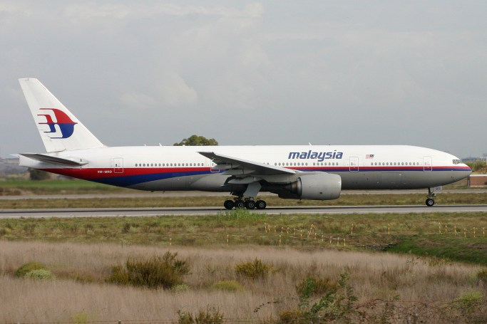Boeing 777-2H6ER 9M-MRD , was the 84th 777 produced and was originally delivered to MAS on July 29, 1997.