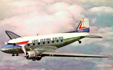 Contributing to the airlines growth, in 1968 Allegheny purchased Indianapolis based Lake Central Airlines.