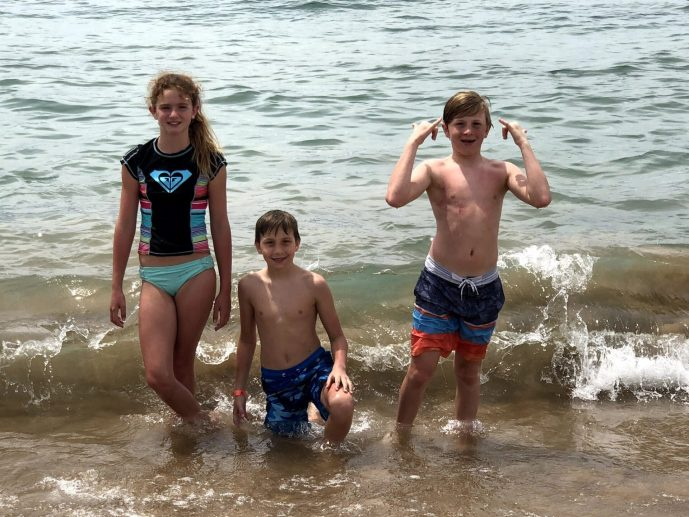 We go on family vacations because the benefits outweigh the cost