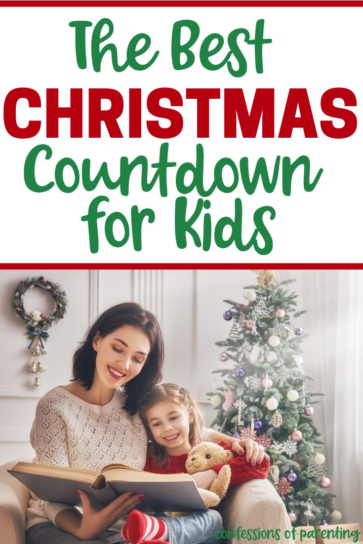 The Best Christmas Countdown for kids