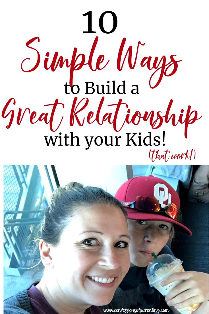 How do you build a parent-child relationship? These 10 simple parent-child interactions will help you develop a good parent-child relationship.