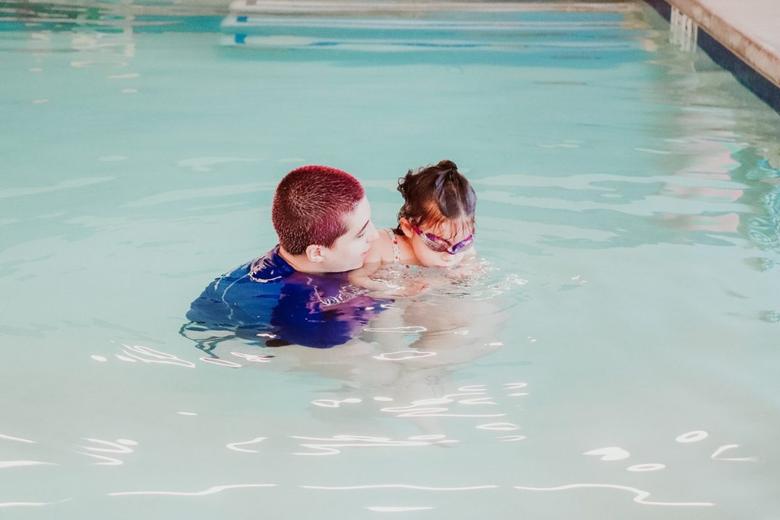 Are you looking to get your kids swim safe? Here we are sharing just how we are getting our kids swim safe this year!
