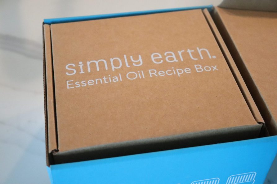 How Simply Earth Helps My Kids Sleep Recipe Box