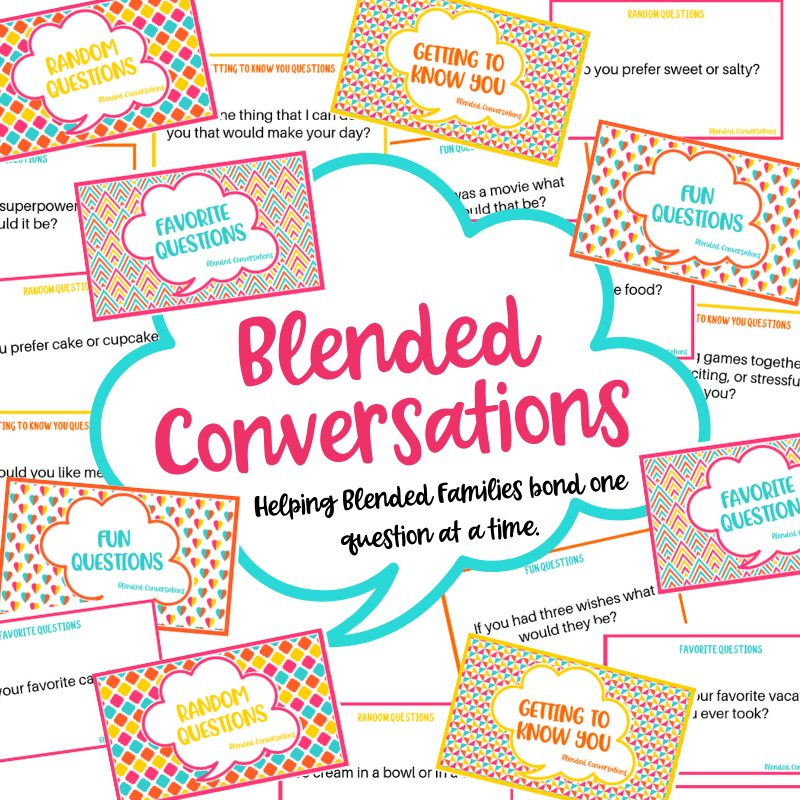 Are you struggling to connect as a blended family? We have all been there, that is why we are sharing 10 ways to help blend your family to make life easier!