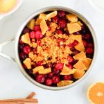 Cranberry relish is a tart delicious treat which combines, cranberries, oranges, and apples for a flavorful punch to your Thanksgiving turkey.