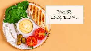 Want something easy and delicious for your family's dinner? Use our doable weekly meal plan for families and you'll get both! Plus, they're kid approved!