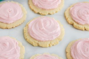 Swig sugar cookies are some of the best in the business. Finding a great copycat swig cookie recipe can be hard, though. After tests and trials, we finally found the bestswig cookie recipe. You won't be able to get enough of this swig sugar cookie recipe!