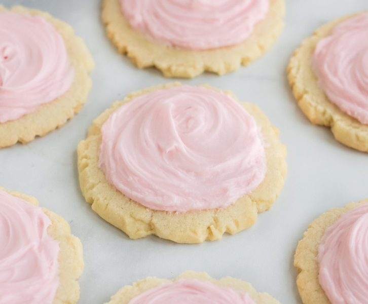 Swig sugar cookies are some of the best in the business. Finding a great copycat swig cookie recipe can be hard, though. After tests and trials, we finally found the best swig cookie recipe. You won't be able to get enough of this swig sugar cookie recipe!