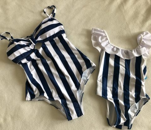 Mommy and me swimsuits have been so popular lately! And I can totally see why. Mommy and me swimsuits are absolutely adorable and help to establish a strong bond between you and your kiddo. Check out our awesome mommy and me swimsuits below!