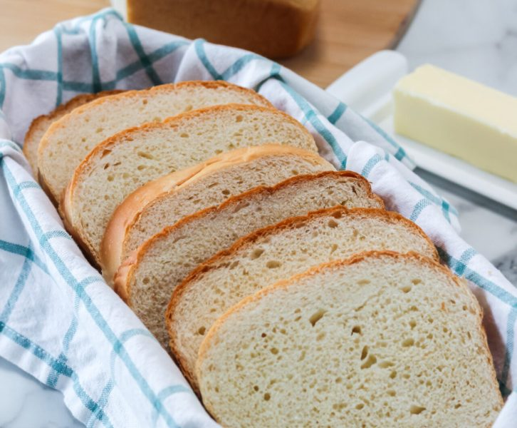 Have you ever made your own homemade bread? It's easier than you think and so much more delicious than a loaf you can find at the grocery store. Try out our Homemade Yeast Bread recipe here!