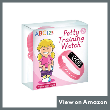 Potty Training Watch For Toddlers