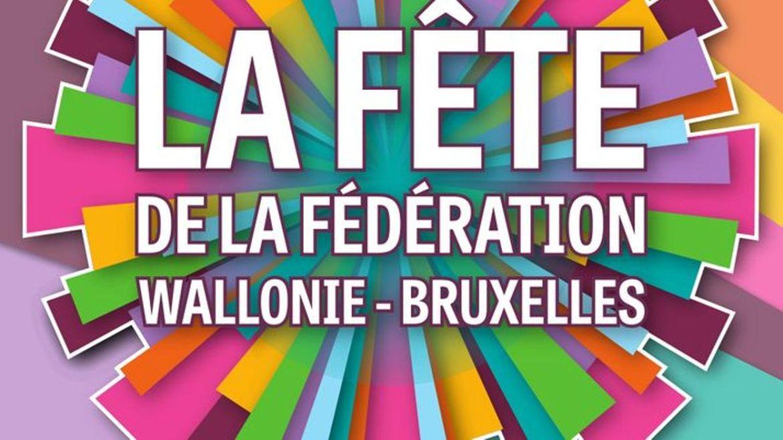 Fédération Wallonie-Bruxelles à la Grand-Place…