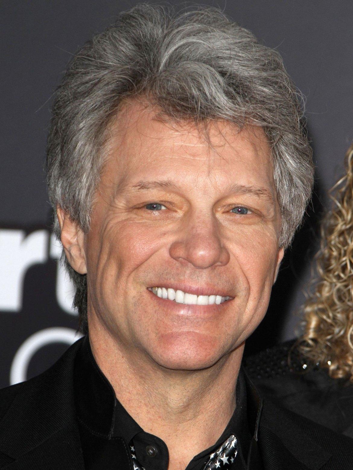 Bon Jovi, it's our lives !