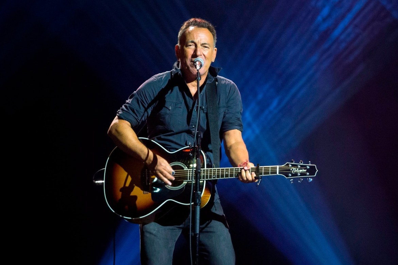 La lettre de Springsteen au public :