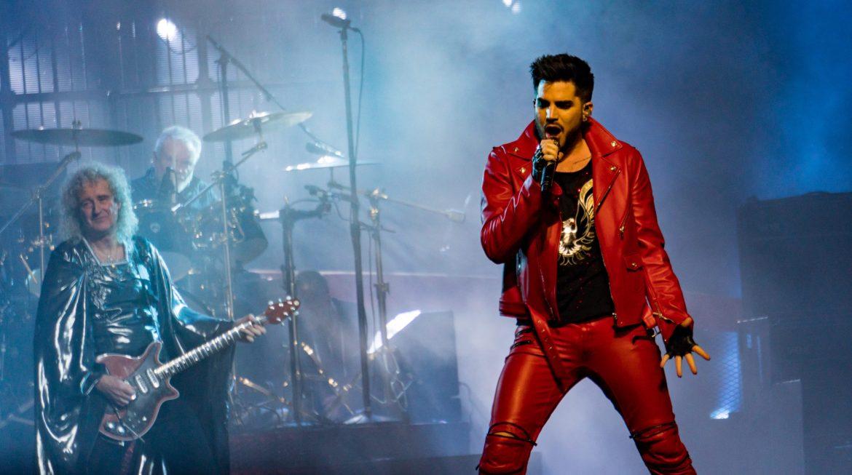 Queen revient… mais avec Adam Lambert  pour un new album.