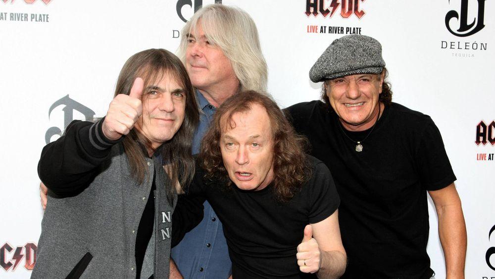 AC/DC, got the power again !