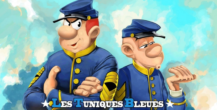 Les Tuniques Bleues s'offrent une seconde jeunesse ! :