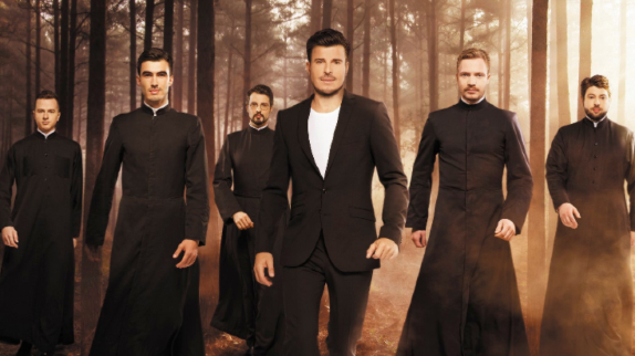 Vincent Niclo, un chanteur très orthodoxe ! :
