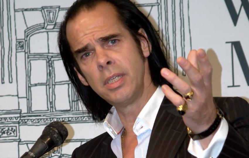 Nick Cave, l'énergie en chantant ! :