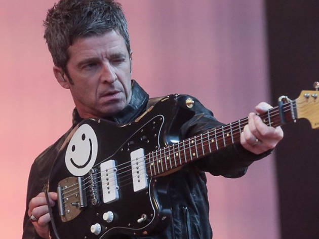 Un premier best-of pour the Noel Gallagher's flying birds ! :