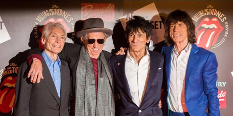 Un live au soleil pour les Stones ! :