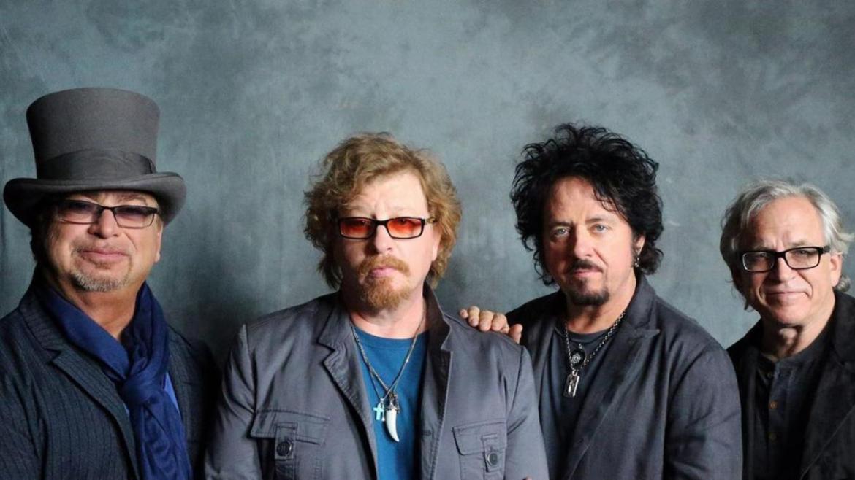 Toto, un album live en mode line-up :