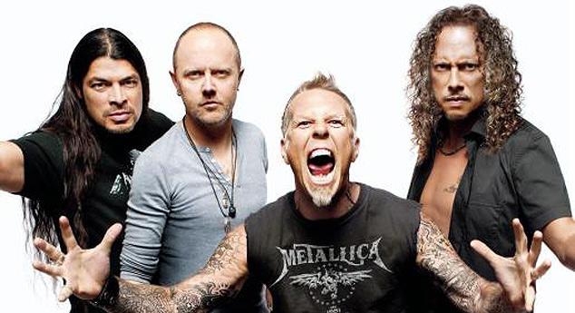 Metallica, le chef-d'oeuvre au noir ! :