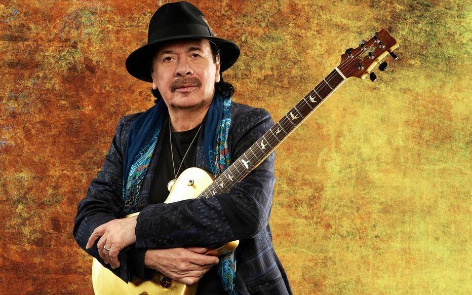 Des nouvelles de Carlos Santana ! :